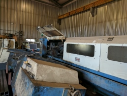 For Sale - One used Simec 2000 band saw